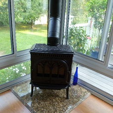 Modern  by Rettinger Fireplace Systems Inc