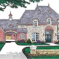 House Plan 310-554 -