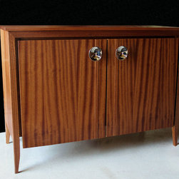 MId Century Dining Room Server - Solid Mahogany Mid Century Dining Room Server/Sideboard