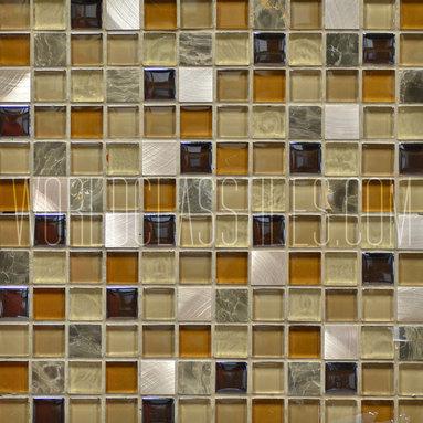 Confections | Avenue Mosaic - http://www.worldclasstiles.com/confections-toffee-twist/