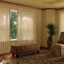 Hunter Douglas window fashions (before & after) - Hunter Douglas Window Fashions