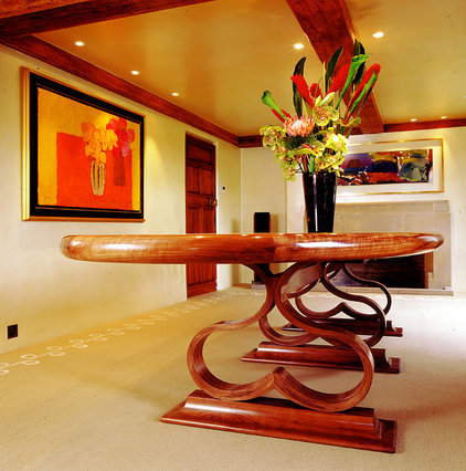 Contemporary Dining Tables by Tim Wood Limited