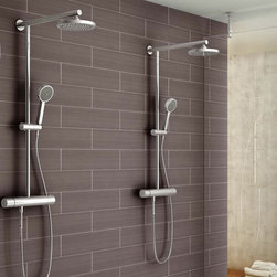 Aquabrass Shower Fixtures -