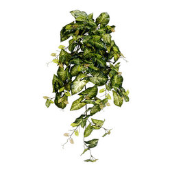 Silk Plants Direct - Silk Plants Direct Syngonium Hanging Bush (Pack of 6) - Pack of 6. Silk Plants Direct specializes in manufacturing, design and supply of the most life-like, premium quality artificial plants, trees, flowers, arrangements, topiaries and containers for home, office and commercial use. Our Syngonium Hanging Bush includes the following: