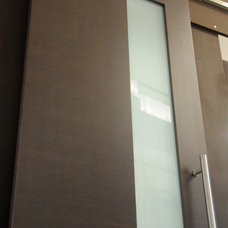 modern interior doors by Nexus Building Supplies Inc.