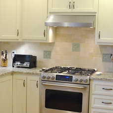Traditional Kitchen by Doug Lewis Remodeling