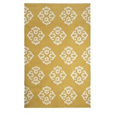 eclectic rugs by West Elm