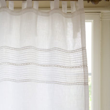 Traditional Curtains by Taylor Linens