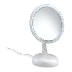 Contemporary Makeup Mirrors Find Lighted Makeup Mirror