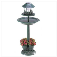 Traditional Bird Baths by Home 'n Gifts