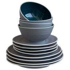Contemporary Dinnerware Sets by Robert Siegel Studio