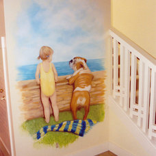 Transitional Kids by A.Allbright 1-800-PAINTING
