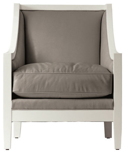 Traditional Accent Chairs Louise Chair
