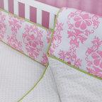 RR - Ela Organic Cotton Crib Comforter - Ela Organic Cotton Crib Comforter