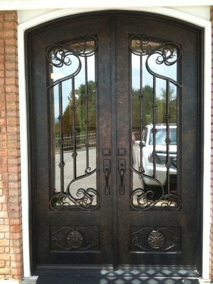 Front Doors by Brewer Cabinets