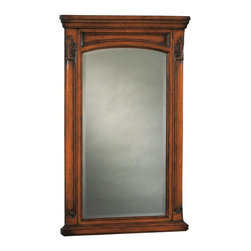 Ambella Home - New Ambella Home Mirror Floral Mirror - Product Details