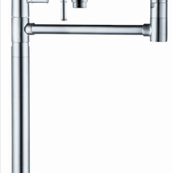 Hansgrohe - Hansgrohe 4219000 Talis Kitchen Faucet - Pot Filler, Deck-Mounted