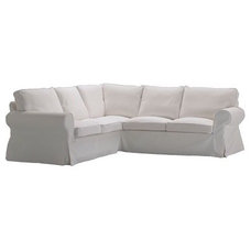 Traditional Sectional Sofas by IKEA