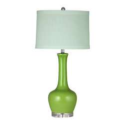 Bassett Mirror - Bassett Mirror Celina Table Lamp - Celina Table Lamp