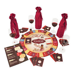Trivial Wine Pursuit - This game is best played with a glass of wine on hand, of course. Test your sommelier knowledge with a rousing game of wine trivia.
