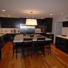 Modern Kitchen by North Shore Kitchen & Bath