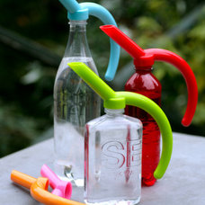 Modern Watering Cans by the balcony gardener