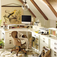 Traditional  Home Office- Pottery Barn