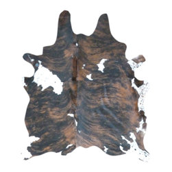 Decohides - Cowhide rug Tennessee - This is a unique natural cowhide rug, you will receive the exact same hide as pictured.