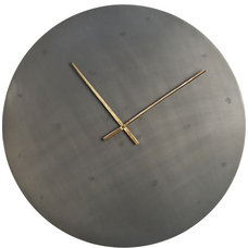Contemporary Clocks by CB2