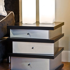 contemporary nightstands and bedside tables by ArtsyHome.com