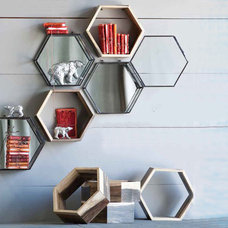 Contemporary Display And Wall Shelves  by Forma Living