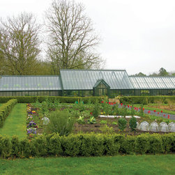 Victorian Glasshouses - Hartley Botanic