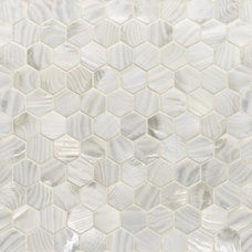 Contemporary Mosaic Tile by Artistic Tile