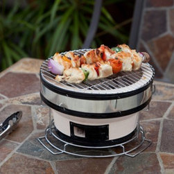HotSpot Small Yakatori Charcoal Grill - Enjoy easy Japanese grilling with the HotSpot Small Yakatori Charcoal Grill!
