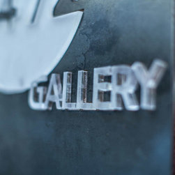 Office and Gallery Signage -