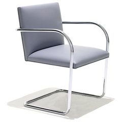 modern dining chairs and benches by YLiving