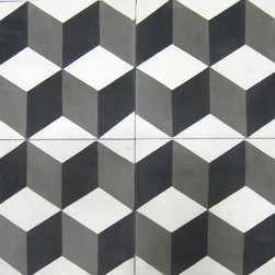 Harlequin - 8x8 Cement Tile