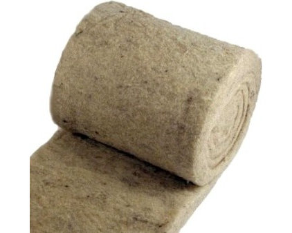 24-Inch SheepRoll Natural Wool Insulation Roll
