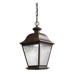 Kichler - Kichler 9809LED Mount Vernon LED Outdoor Pendant - Kichler 9809LED Mount Vernon LED Outdoor Pendant