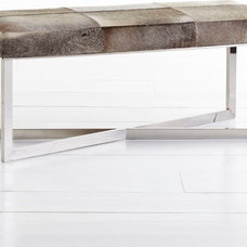 Modern Indoor Benches by Wisteria