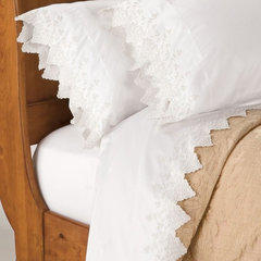traditional sheet sets by Ethan Allen