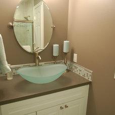 Traditional Bathroom by Hurst Design Build Remodeling