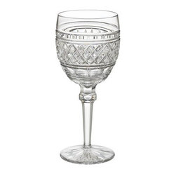 Waterford Crystal - Waterford Crystal Castletown Crystal Stemware 6901260200 - Waterford Crystal Castletown Archive Stemware  -  Don't Buy From An Unauthorized Dealer  -  Genuine Waterford Crystal  -  Fully Authorized U.S. Waterford Crystal Dealer  -  Brand New In The Original Waterford Crystal Box  -  Each Piece Is Checked 4 Times To Ensure It Arrives In Perfect Condition  -  Stamped With The Waterford Seahorse Symbol Of Excellence  -  Waterford Crystal Castletown Archive Stemware Collection  -  Waterford Crystal UPC Number: 024258068483  -  Special Order: 1-6 Months Shipping Time