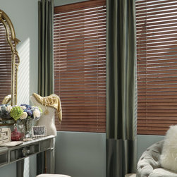 Blackout Window Treatments - Most shades, blinds, shutters or curtains allow some type of light through when they are closed which can be very frustrating, especially if you're trying to take a nap or enjoying a movie in a home theater.  Or with the kids being back in school, it's sometimes hard to get them to bed early with the evening light shining in the room.
