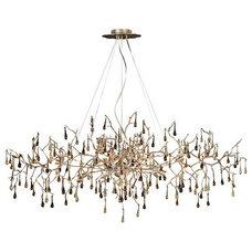 Modern Chandeliers by Whispar Design