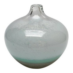Vita V Home Todi 8-in. Vase - About Vita V HomeLocated in Elk Grove Village, Illinois, Vita V Home is dedicated to bringing the world's best home decor and accessories to you. Spanning contemporary, transitional, and traditional styles in everything from hand-blown glass to carved wood to cast resin, this incredible collection is ready to add to any space.