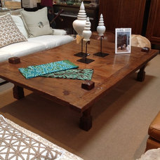 Tropical Coffee Tables by Jalan Jalan Collection