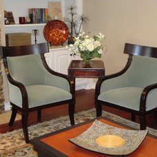 Traditional Chairs by Patti Smith, PS Designs
