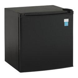 Avanti - Avanti 1.7 Cubic Foot Black Refrigerator - FEATURES