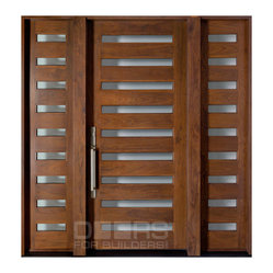Modern Collection (Custom Solid Wood Doors)